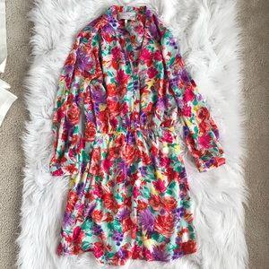 [Nordstrom] Floral Dress